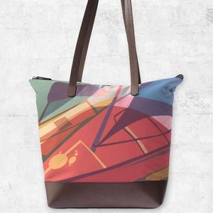 VIDA Statement Bag